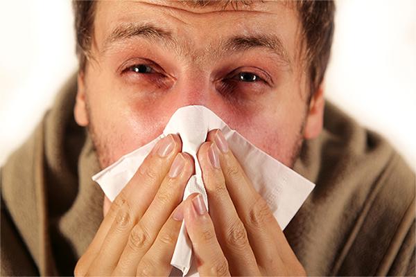 allergi-symptomer
