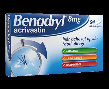 benadryl-allergi-piller